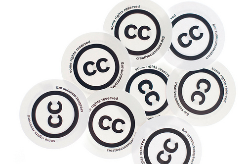 Creative Commons. Some Rights Reserved.